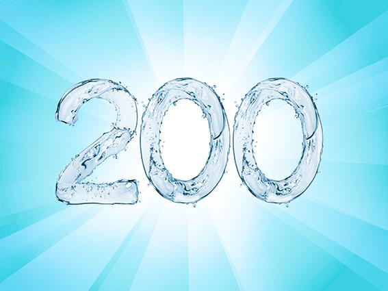 200 €